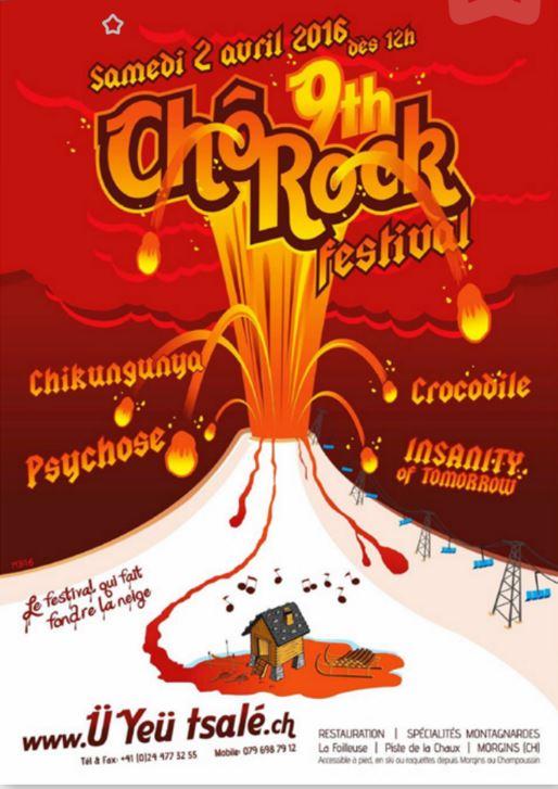 cho-rock Festival