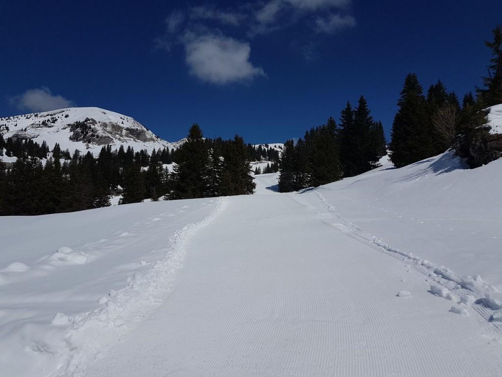 Ski de rando © B. Guffroy valdabondance.com | infoval74.com