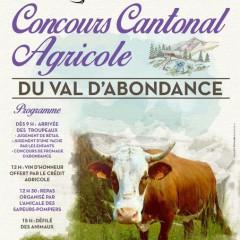 Concours cantonal Agricole à châtel