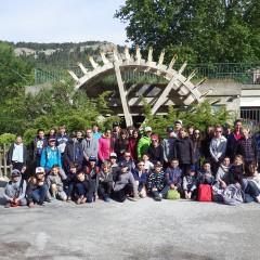 Voyage en Provence pour les 6 ème du collège du Val d'Abondance