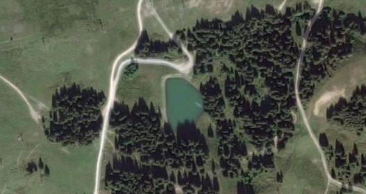 Lac du Plan du Rocher