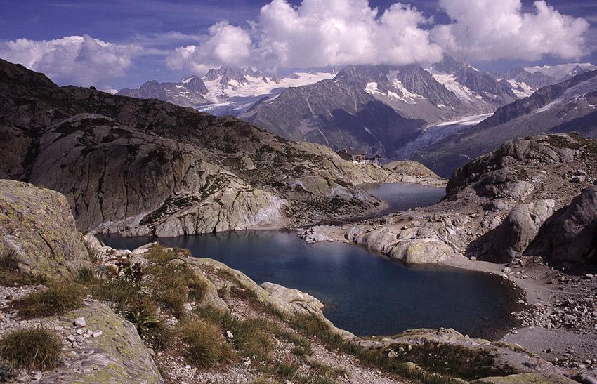 Lac Blanc © Alain bouvet