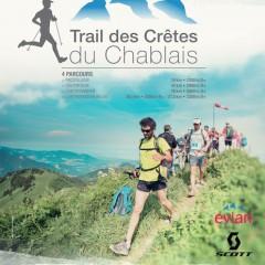 TRAIL DES CRÊTES DU CHABLAIS 2016