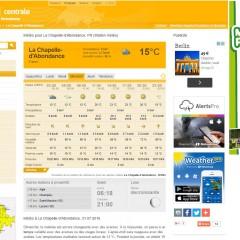 Quel site de prévisions météorologiques choisir?