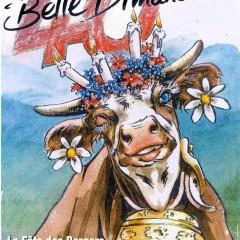 Programme de la 40 ème Belle Dimanche à Plaine Dranse