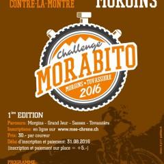 Course VTT à Morgins ce samedi 03.09