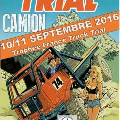 TrophéecFrance Truck Trial à Châtel