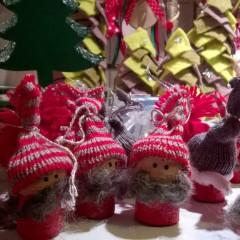 Rendez-vous dès 14 heures au marché de Noël à Abondance