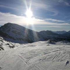 On peut skier et se faire plaisir à Châtel!