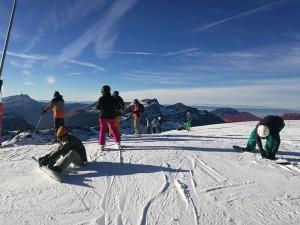 Ski Châtel 18/12/2016 © FM Guffroy
