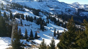 Ski Châtel 18/12/2016 © snck-bar les Combes