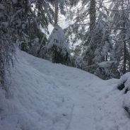 "Ski rando ""Les Ravières"""