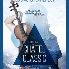 Concert à l'Eglise du FESTIVAL CHÂTEL CLASSIC