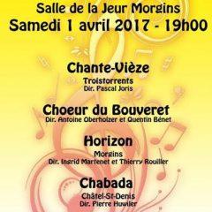5 ème Chantée à Morgins le 01/04