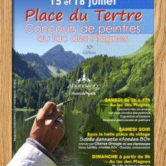 Festival des Peintres Place du Tertre!