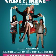 Au théâtre ce soir : Crise de mère