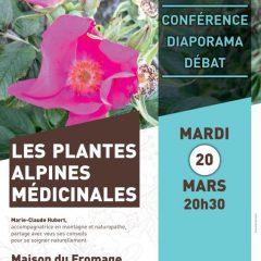 Conférences sur les plantes alpines médicinales
