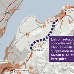 A tous les utilisateurs de l'axe routier Annemasse-Thonon!